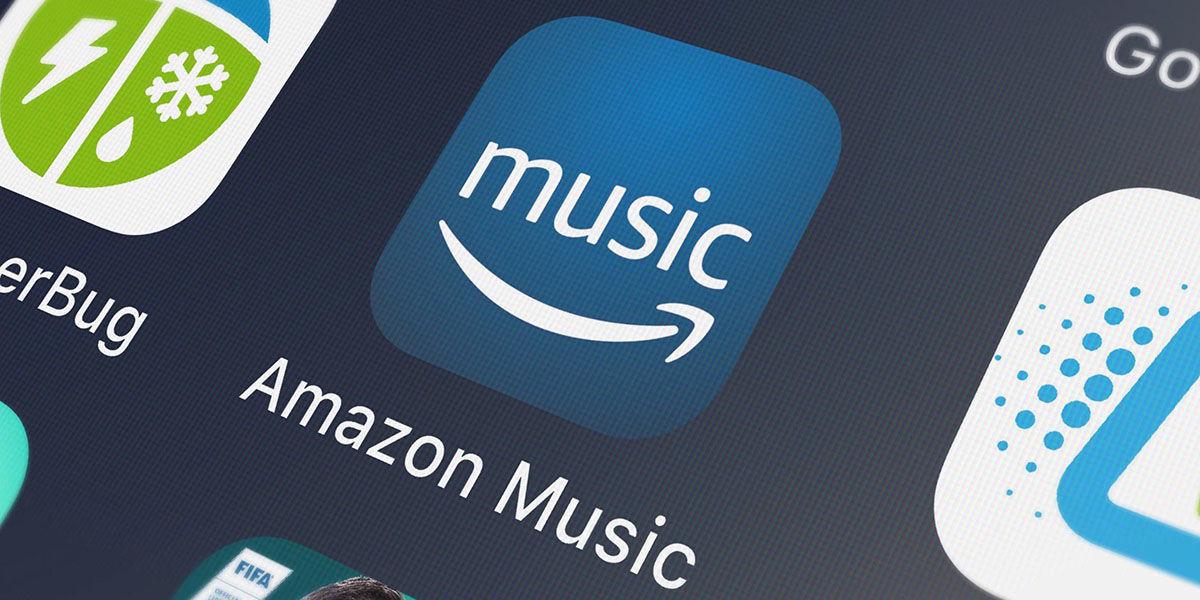 Amazon Music iPhone