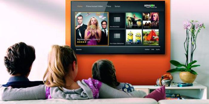 Amazon Prime en Android TV