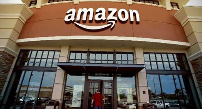 Amazon en Madrid por Black Friday