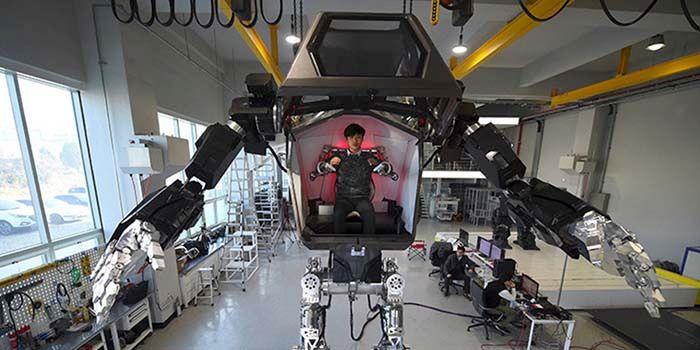 Amazon maneja robot