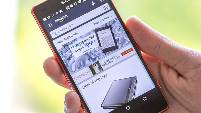 Amazon para Android