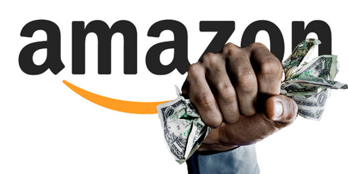 Amazon regala 3 euros
