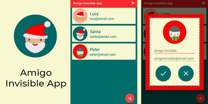 Amigo Invisible App