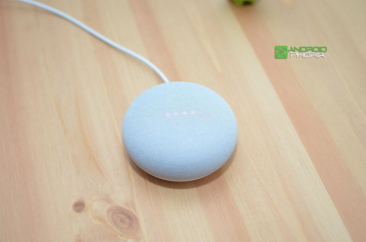 Análisis Google Nest Mini 2
