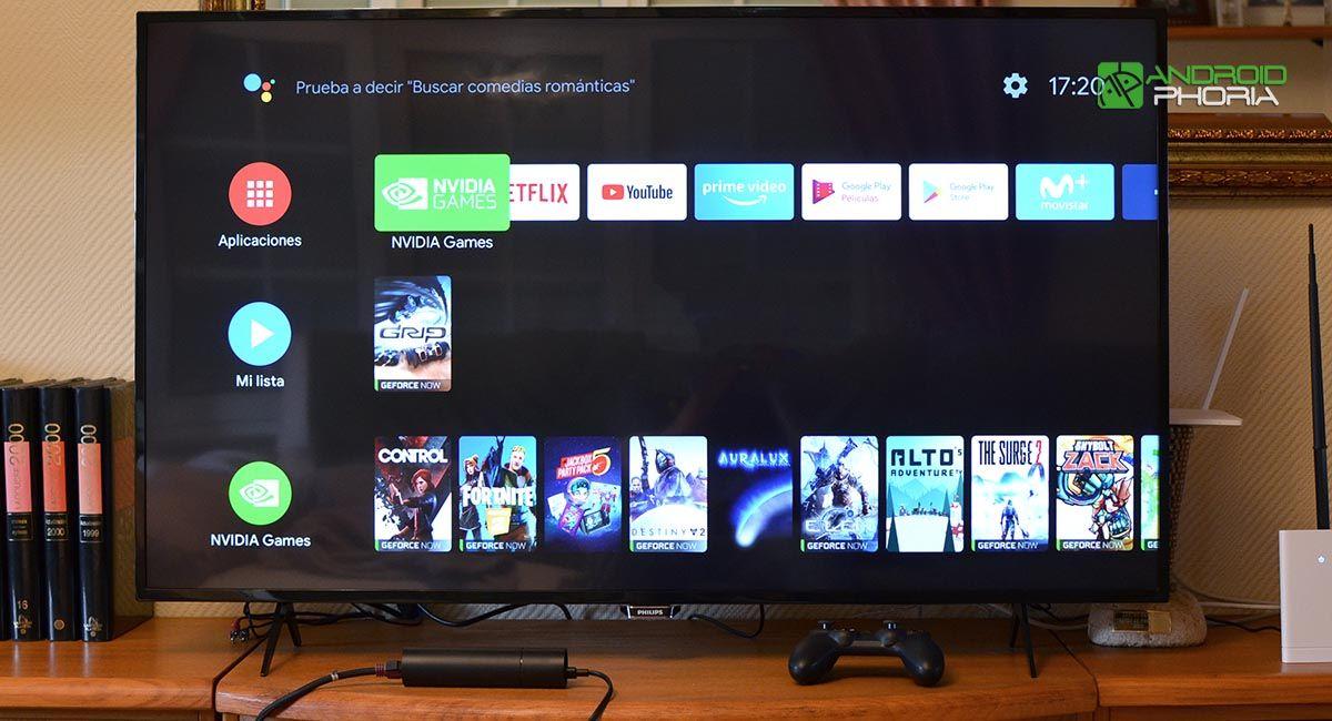 Análisis Nvidia Shield TV
