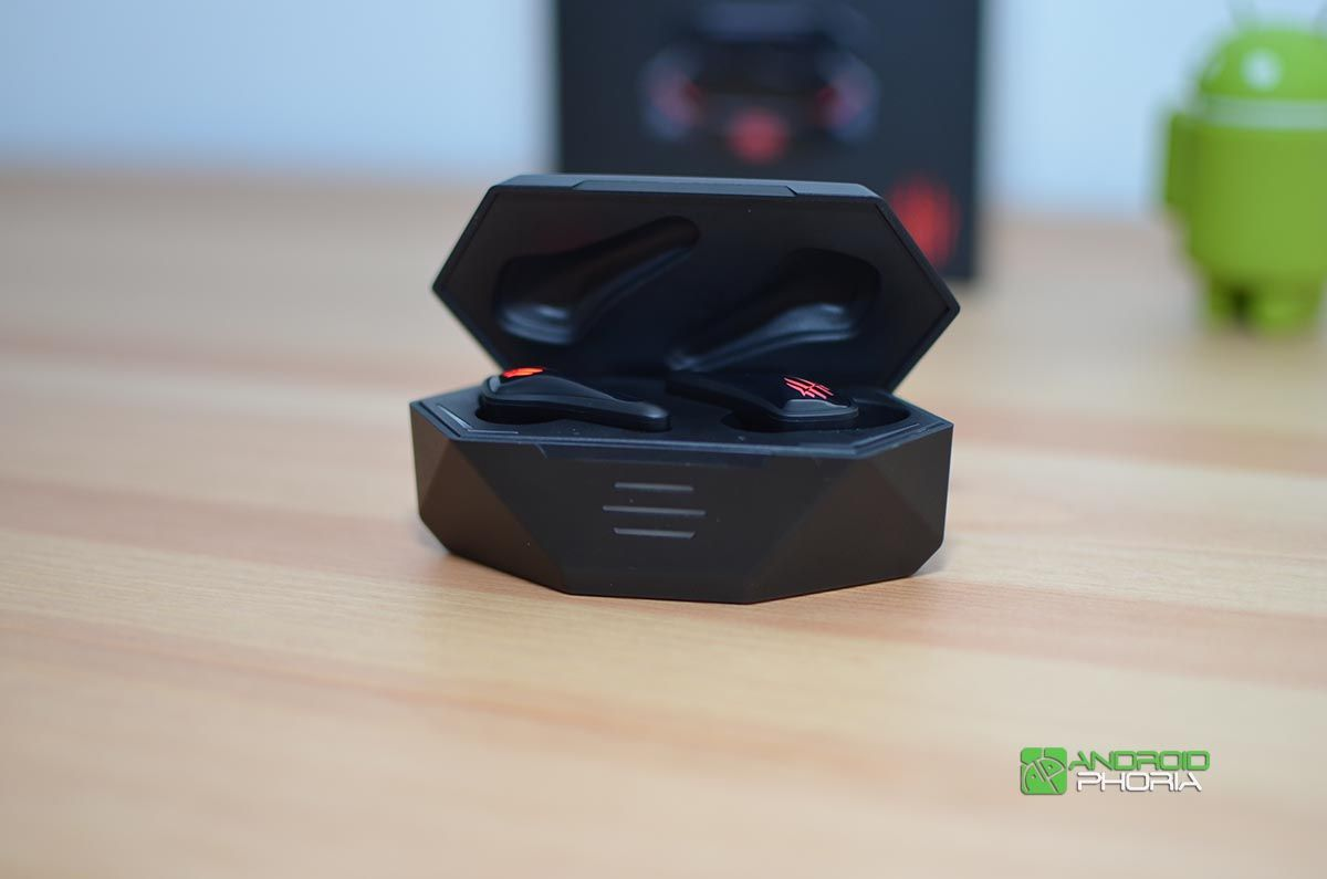 Análisis Red Magic TWS Gaming Earbuds