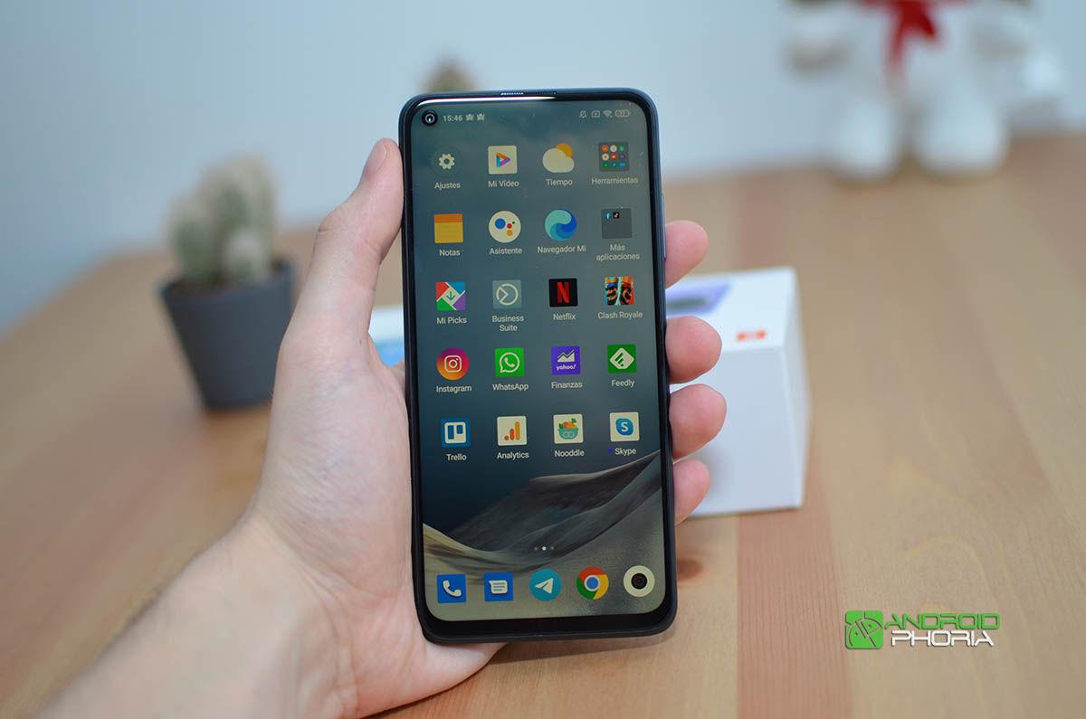 Análisis Redmi Note 9T