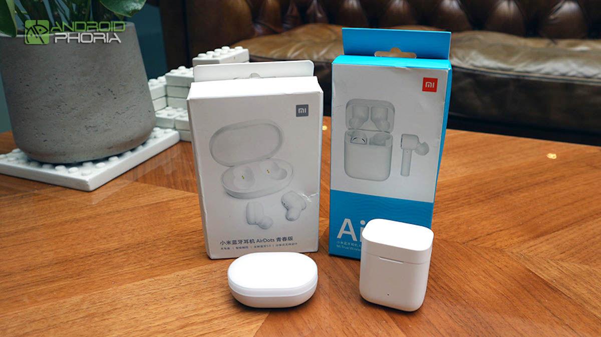Análisis Xiaomi AirDots