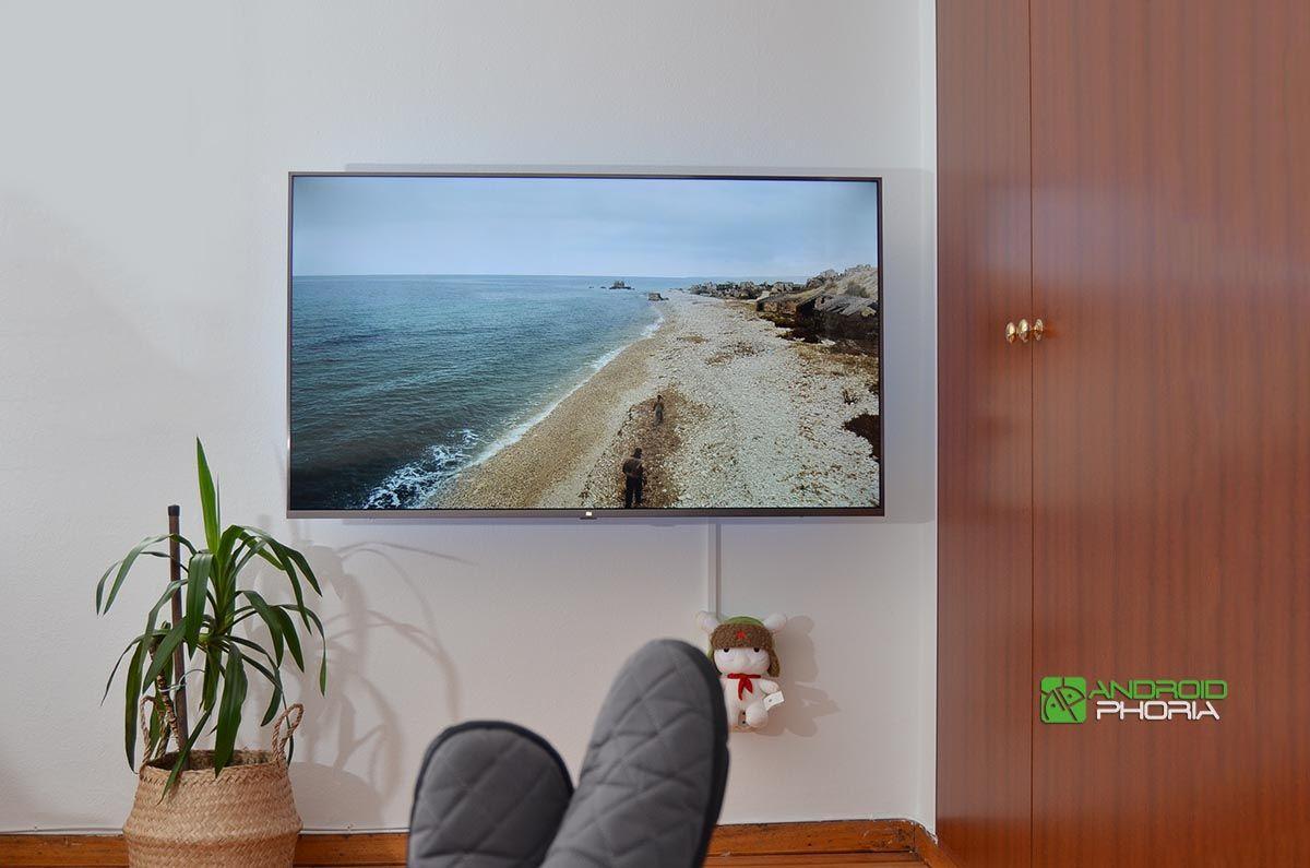 Análisis Xiaomi Mi TV 4S 55