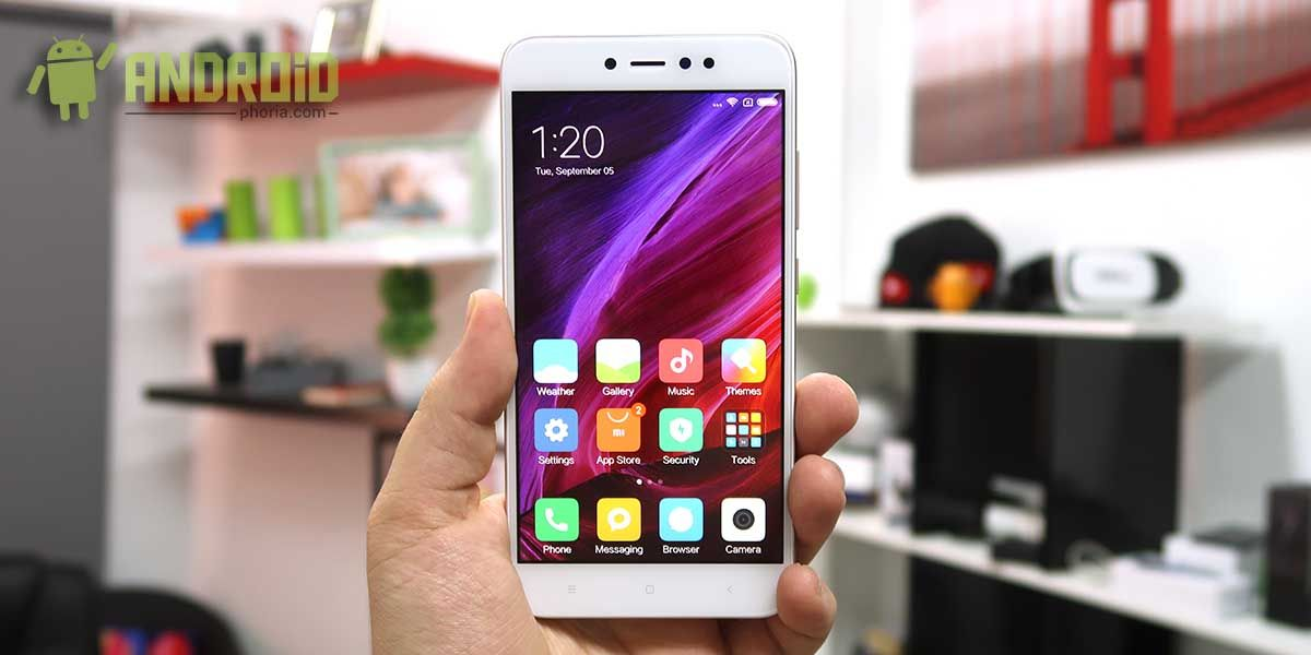 Analisis Xiaomi Redmi Note 5A