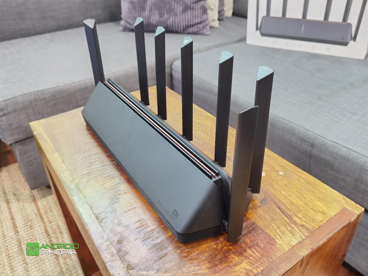 Análisis router Xiaomi AX3600