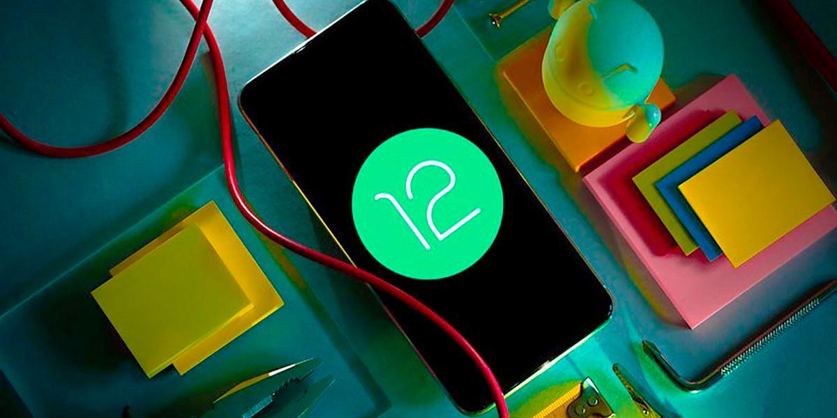 Android 12 novedades