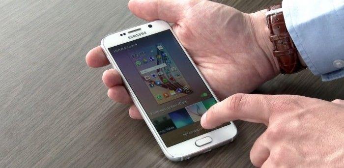 Android 5.1.1 para el Samsung Galaxy S6