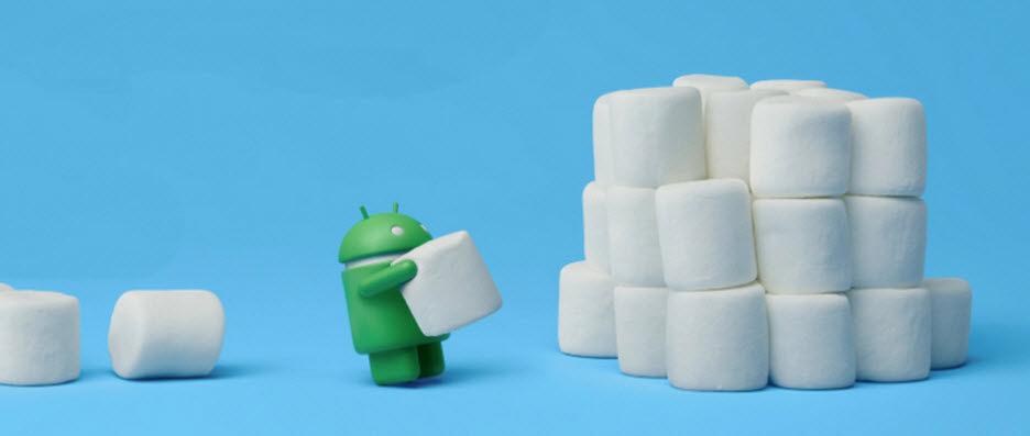 Android 6.0 Marshmallow está más cerca que nunca