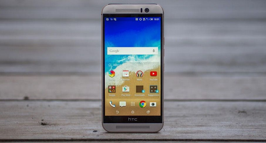 Android 6.0 para HTC One M9