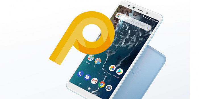 Android 9 Pie Xiaomi Mi A2