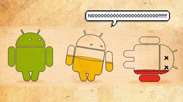 Android Ahorro de Energia