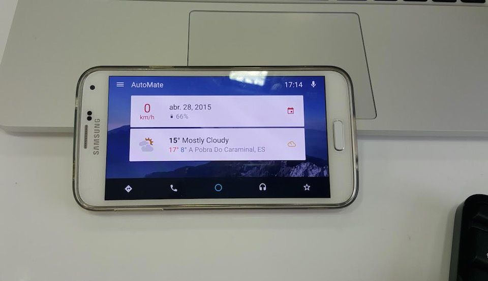 Android Auto en cualquier Android