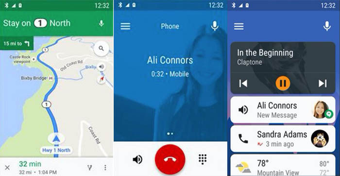 Android Auto en movil