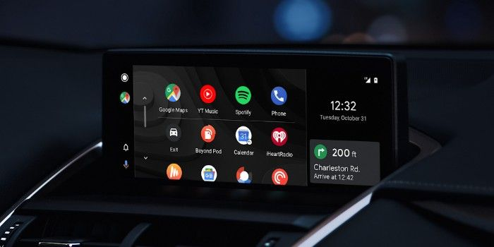 Android Auto en moviles con Android 10