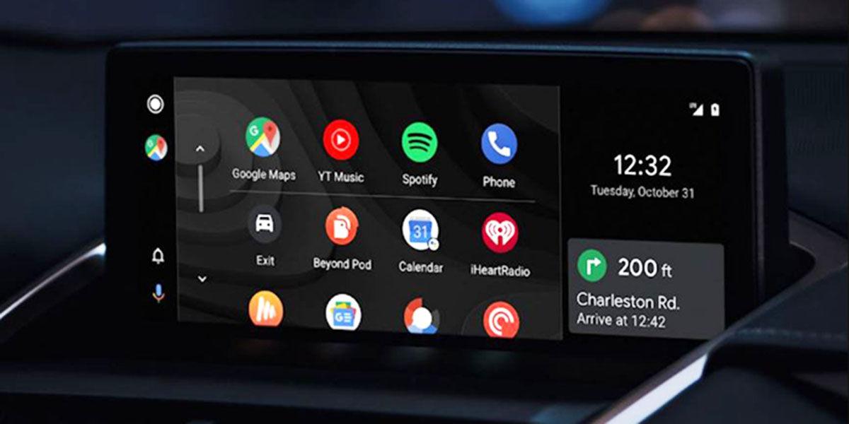 Android Auto inalambrico