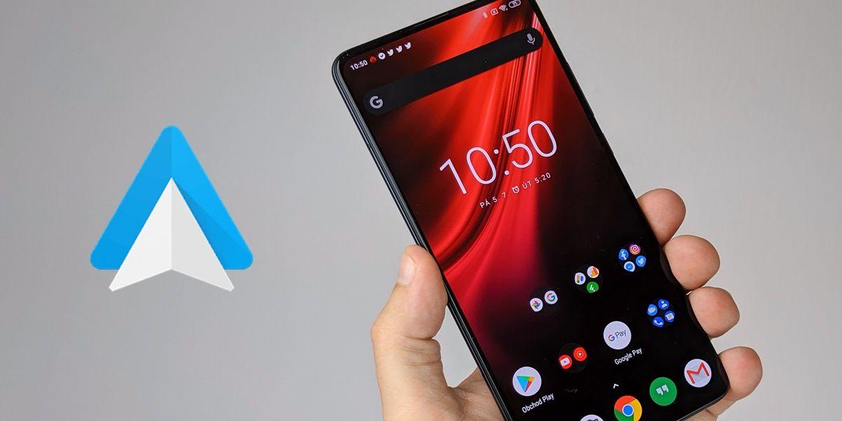 Android Auto no funciona Xiaomi mi 9t