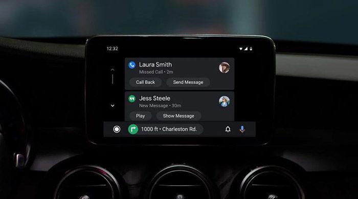 Android Auto rediseno