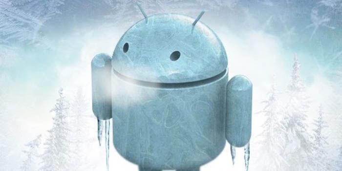 Android Congelado