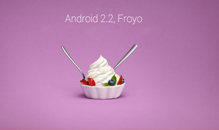 Android Froyo lento