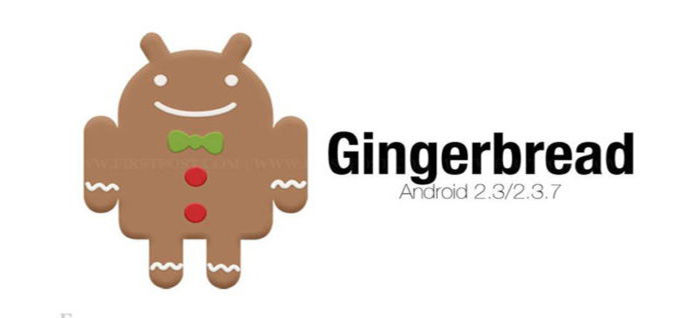 Android Gingerbread lento