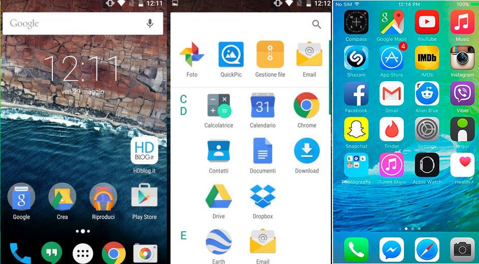 Android M vs iOS 9-1