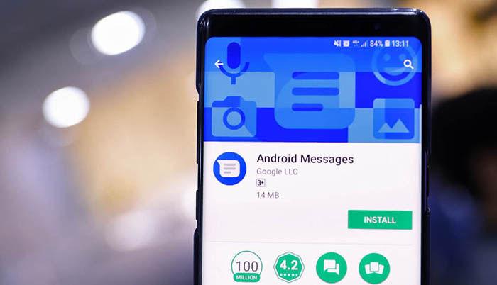 Android Messages se convertira en Chat