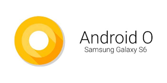 Android O para Galaxy S6