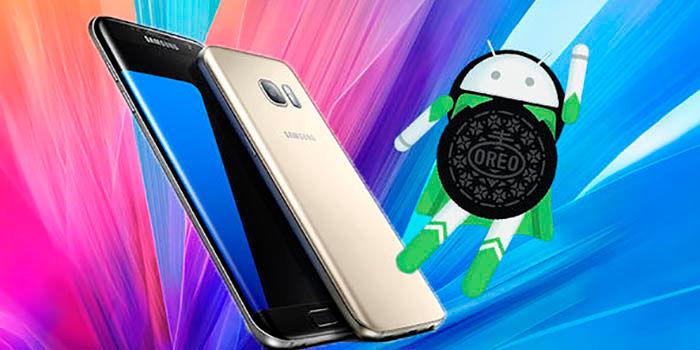 Android Oreo en el Galaxy S7