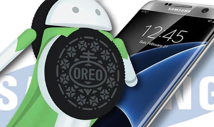 Android Oreo para Galaxy S7