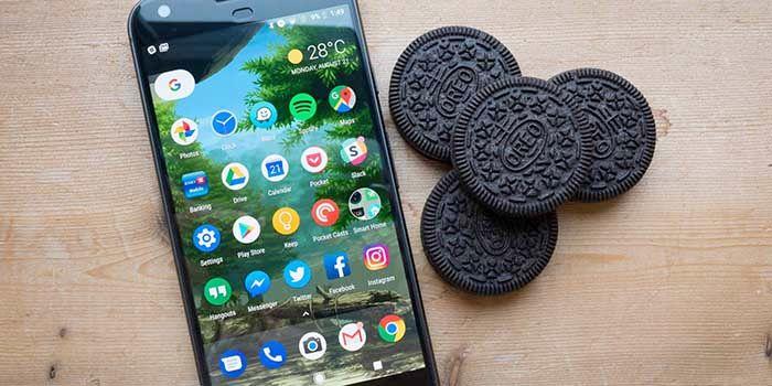 Android Oreo sin cuota uso septiembre