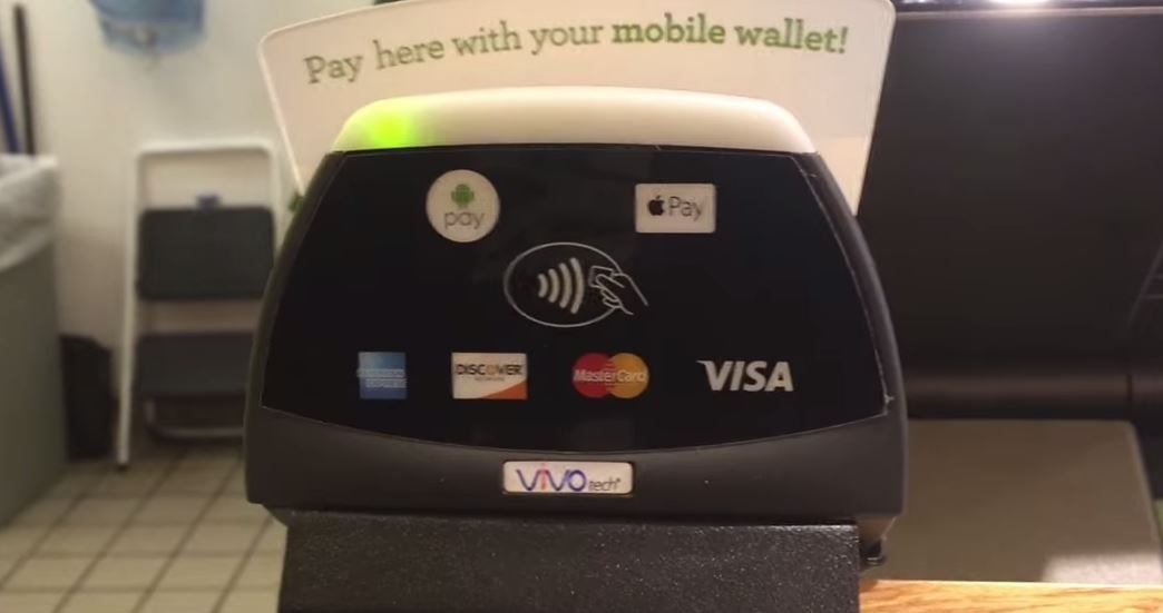 Android Pay compatible