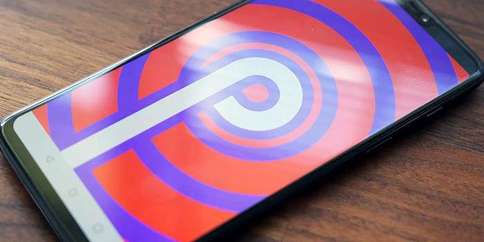 Android Pie en OnePlus 6