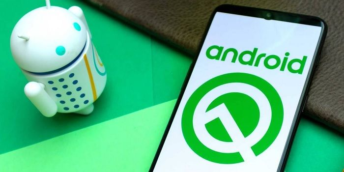 Android Q Destacada