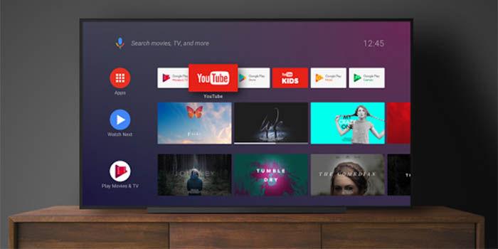 Android TV tendra aplicaciones en la Play Store