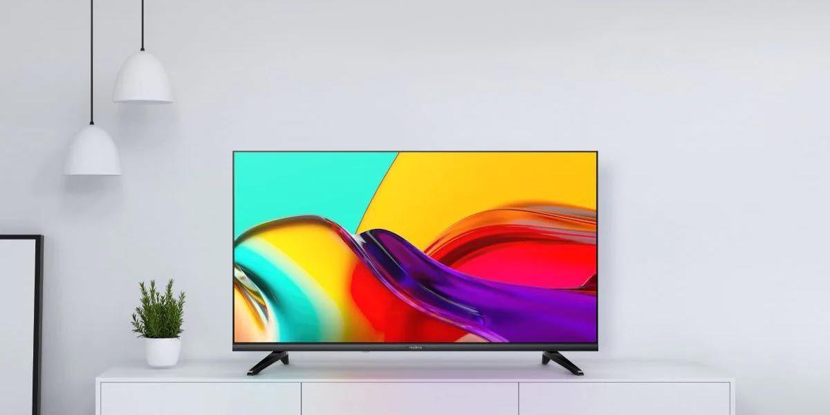 Android TV ya no estará en la nueva Realme Smart TV Neo 32