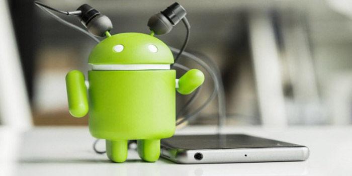 Android Volumen