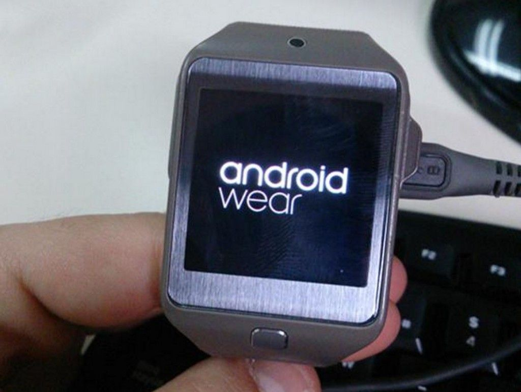 Android Wear en Gear 2