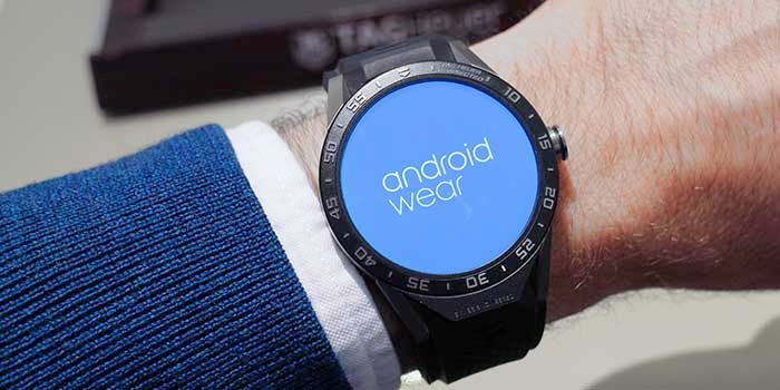 Android Wear muchas descargas