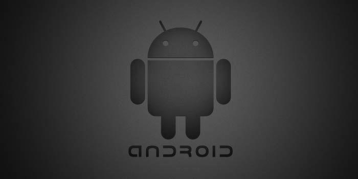 Android blanco y negro