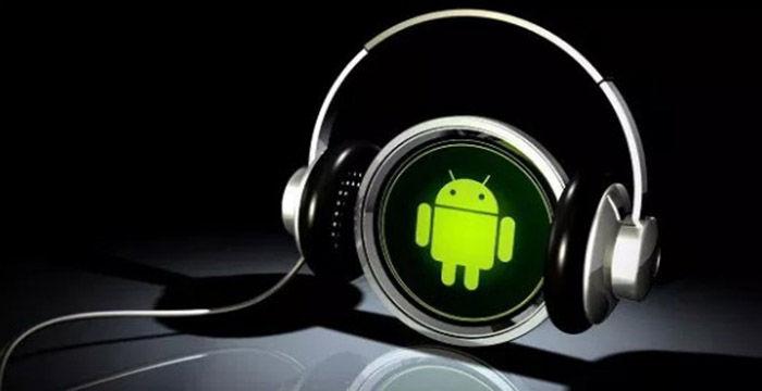 Android control volumen