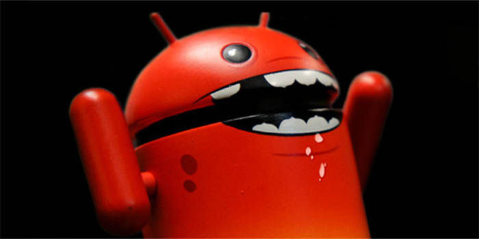 Android infectado de adware