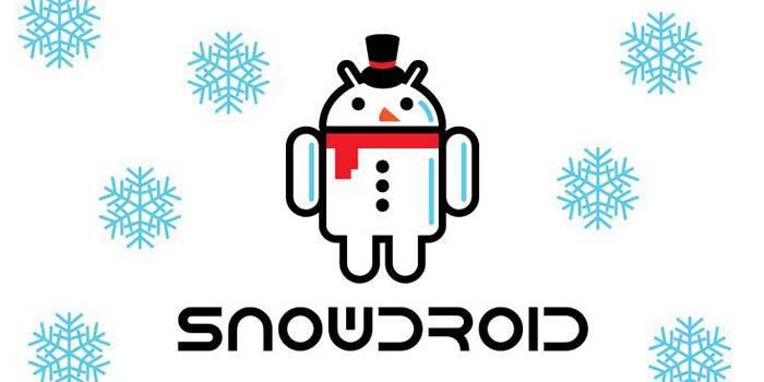 Android navidad