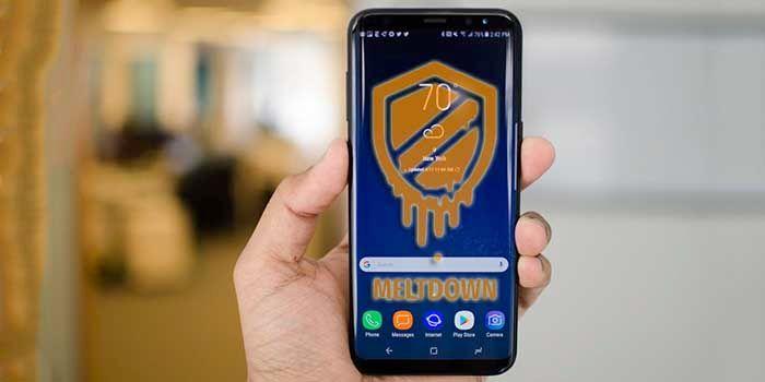 Android protegidos Spectre Meltdown