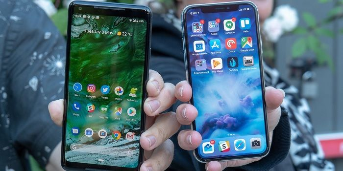 Android vs iOS cuál es mejor